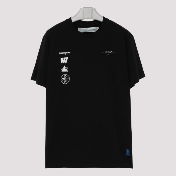 Mariana De Silva black T-Shirt