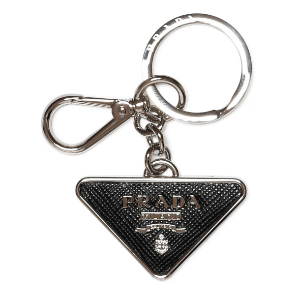 Triangle logo key-ring