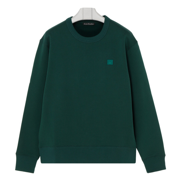 Fairview Fleece Green sweatshirt