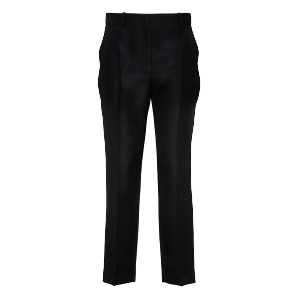 Black tailored pants