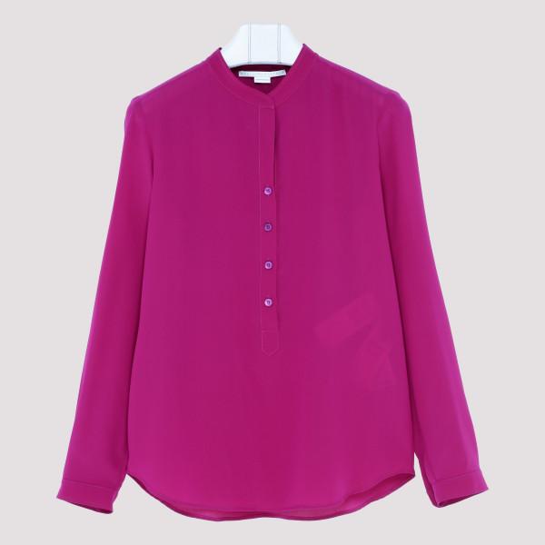 Eva purple shirt