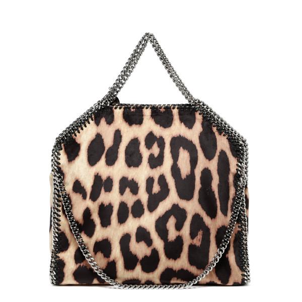 Falabella leopard tote bag
