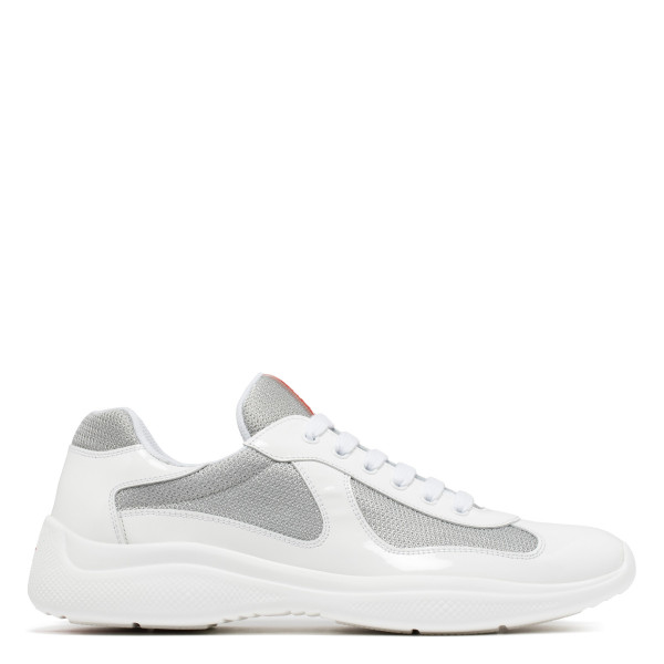 White American's cup sneakers