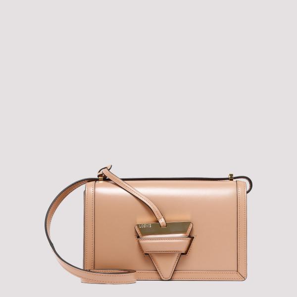 Powder leather Barcelona bag