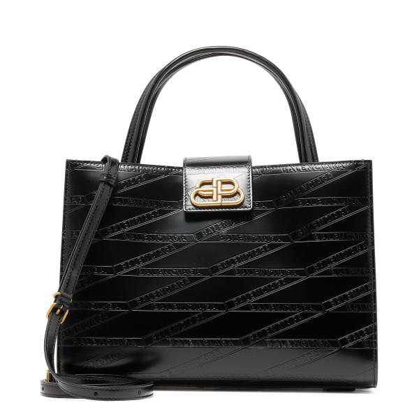 Black BB handbag