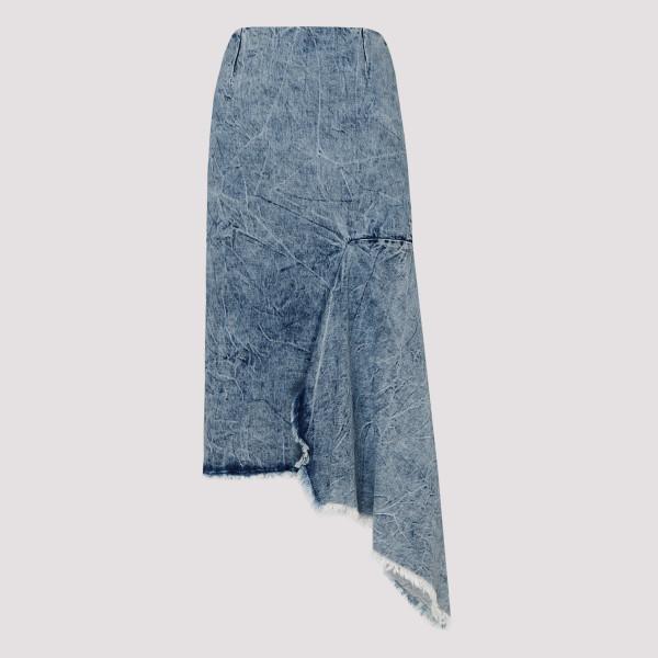 Side Godet Skirt