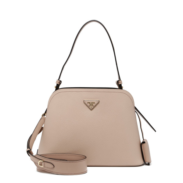 Matinee beige shoulder bag