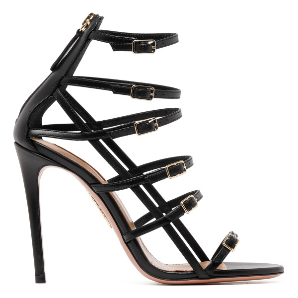 Black Super Model Sandal 105