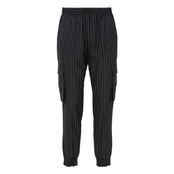 Pinstripes cargo pants