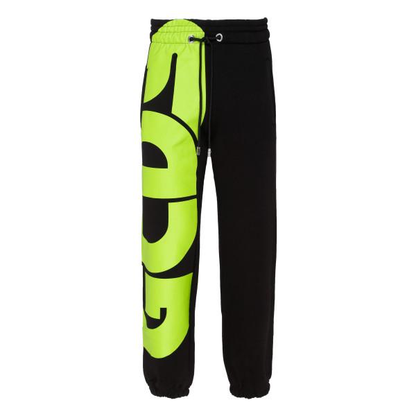 Oversized logo pants