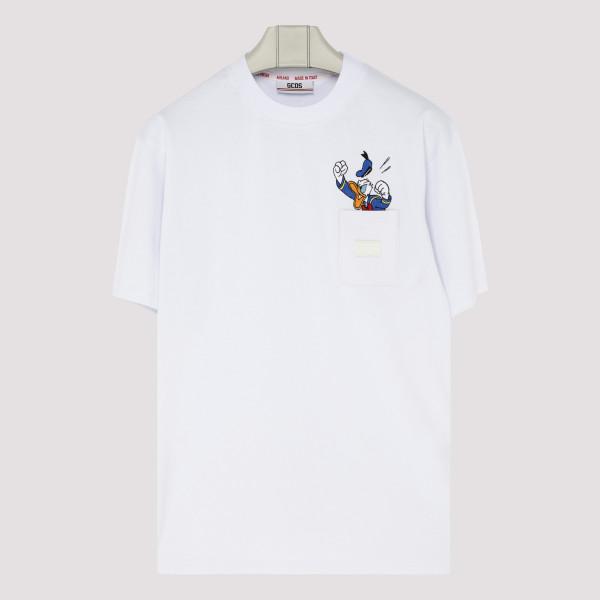 Donald Duck white T-shirt