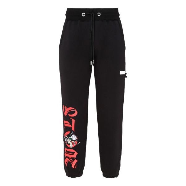 Ezechiele wolf black pants