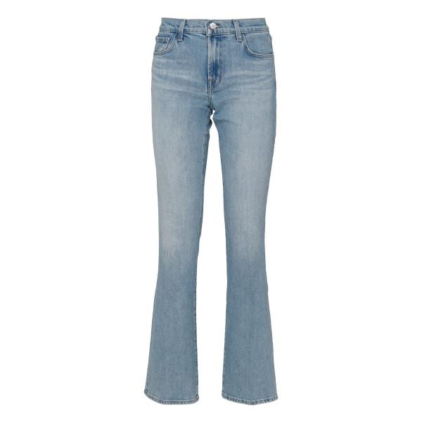 Sallie blue denim jeans
