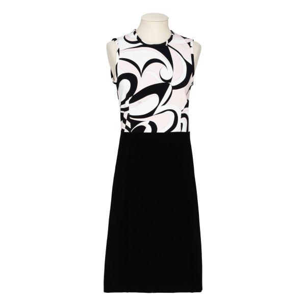 Fortuna print mini dress