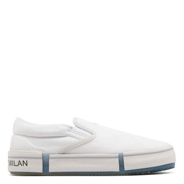 Cross slip on sneakers
