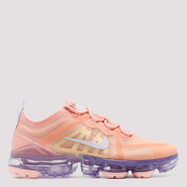 Air VaporMax 2019 bleached coral sneakers
