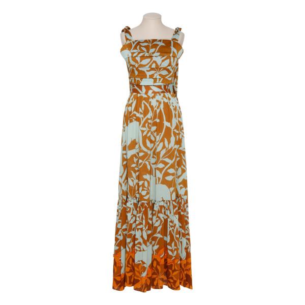 My Kind Of Rainforest maxi dress