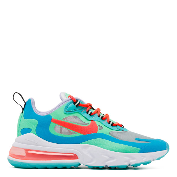 Blue and mint green Max 270 React Sneakers
