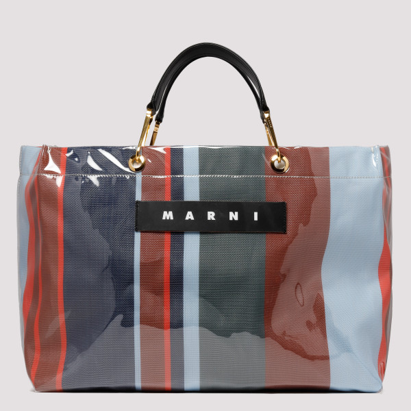 Glossy grip tote bag