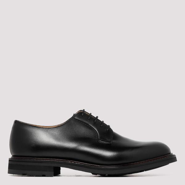 Black Woodbridge Derby shoes
