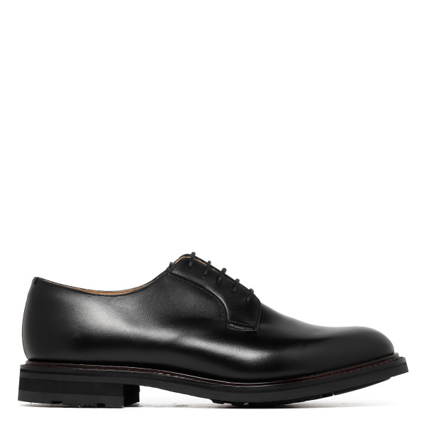 Black Woodbridge Derby shoes
