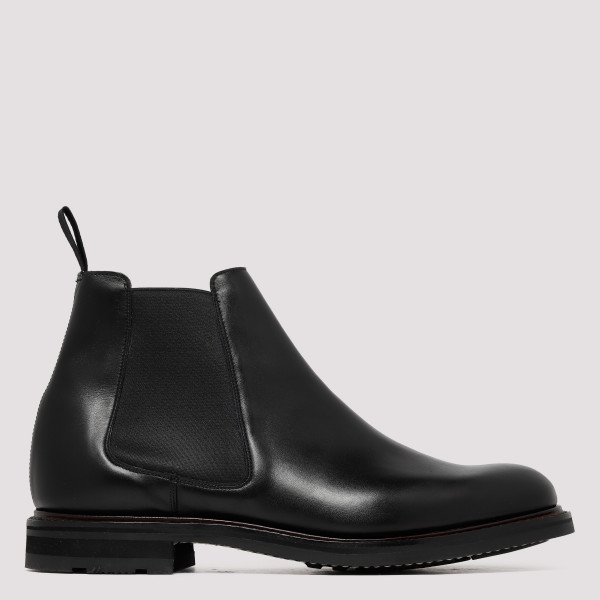 Black Amberley Chelsea boots