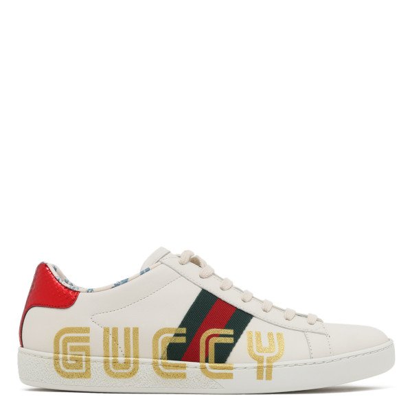 ACE sneakers with logo print