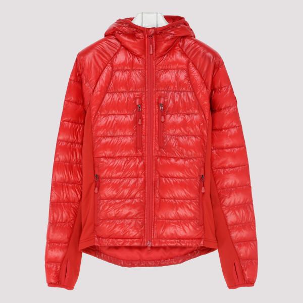 Red Hybridge Lite hooded...