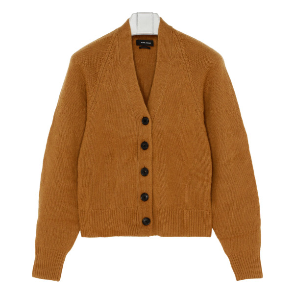 Ocher Caliba Cashmere sweater
