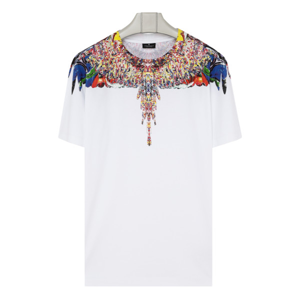 Multicolor wings T-shirt