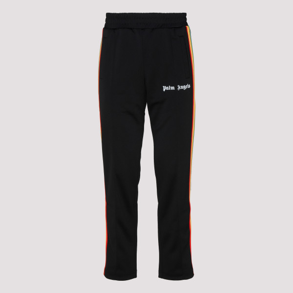 Black track pants with...