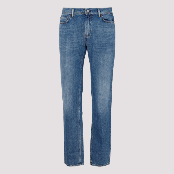 North blue denim jeans