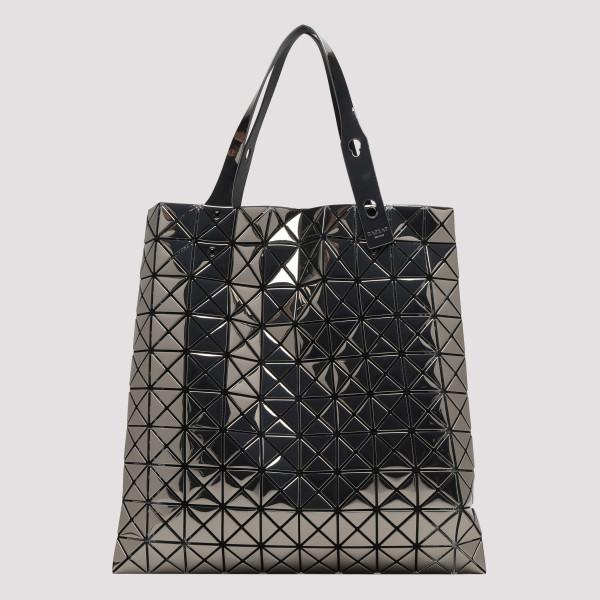 Platinum small tote bag in...