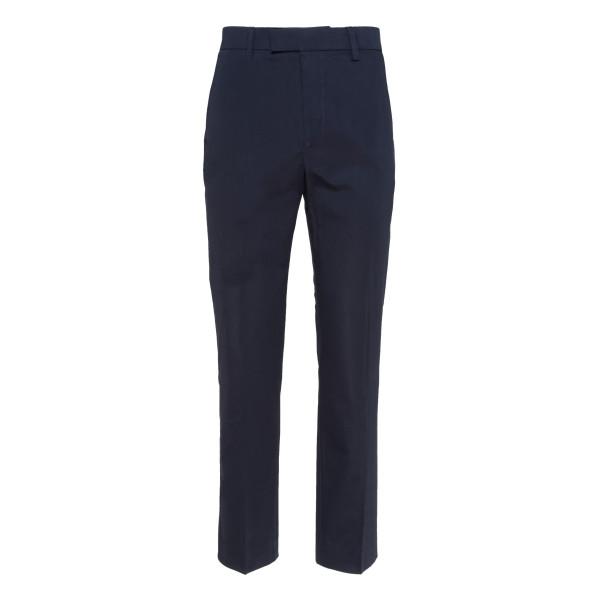 Dark navy chino pants