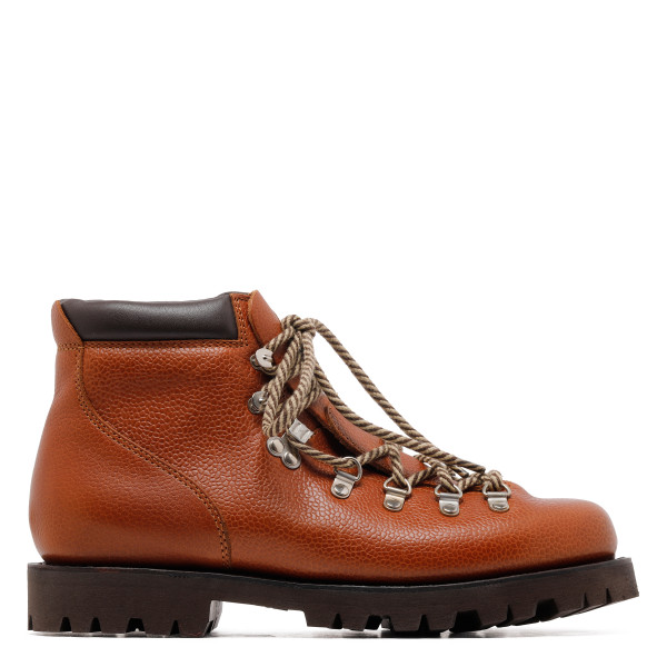Avoriaz leather booties