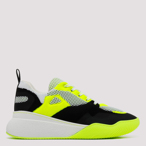 Loop mesh low top sneakers