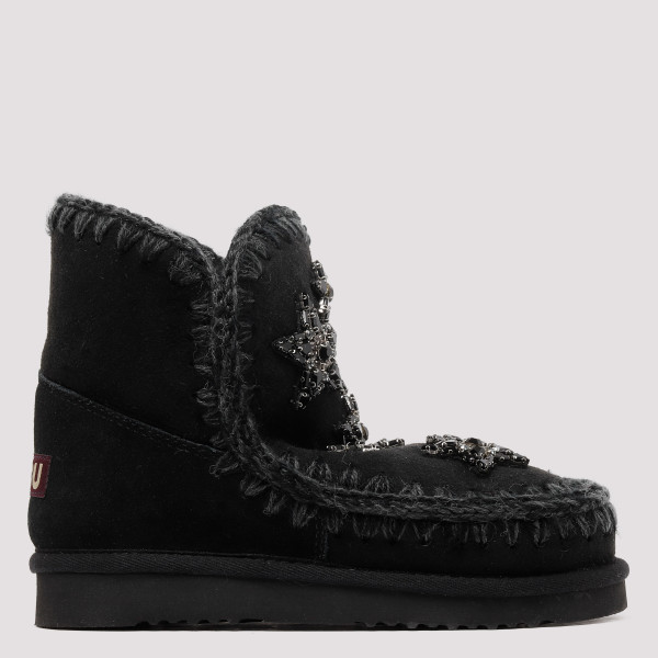 Eskimo 18 black booties...