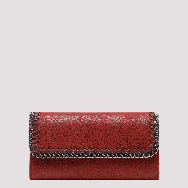 Red Falabella flap...