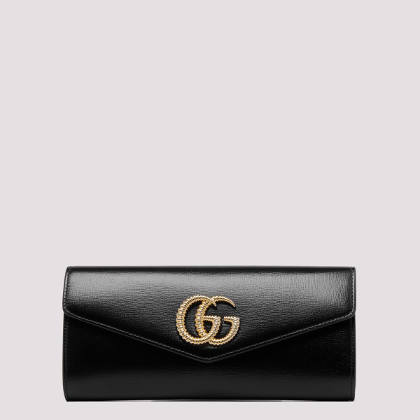 Broadway leather clutch...