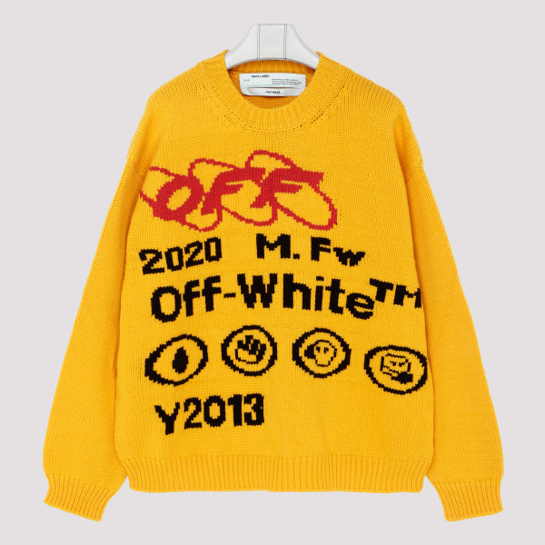Yellow Industrial Y013 sweater