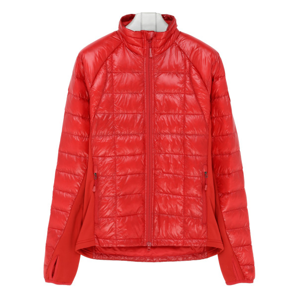 Red Hybridge Lite jacket