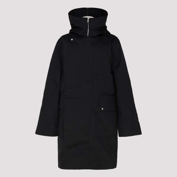 Black Sisy parka jacket