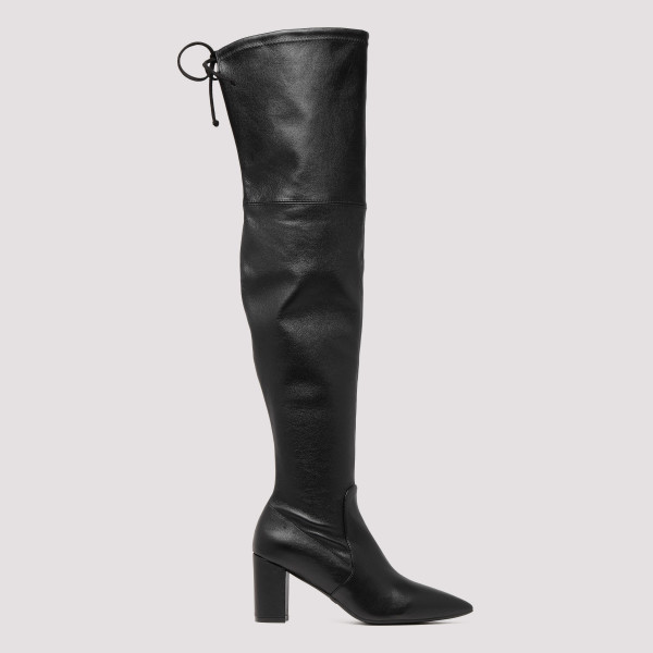 Black the Lesley 75 boots