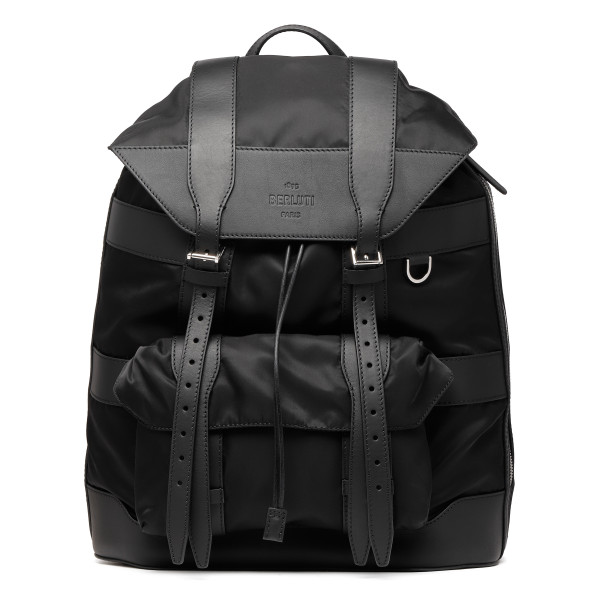 Fraction medium black backpack