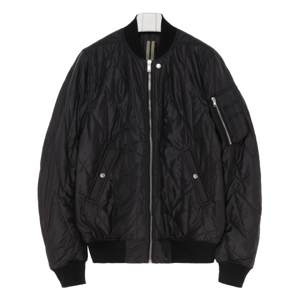 Black Larry Flight jacket