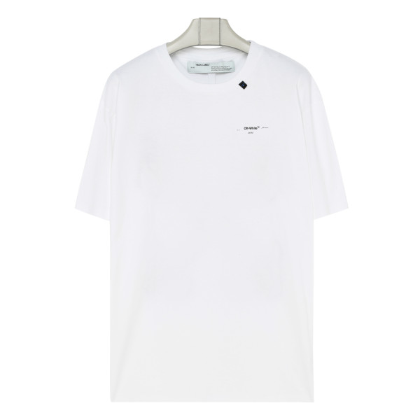 White Abstract Arrows T-shirt