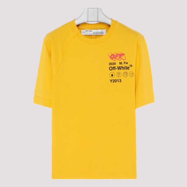 Yellow Industrial Y013 T-shirt