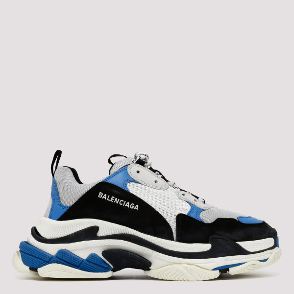 Triple S blue and black...