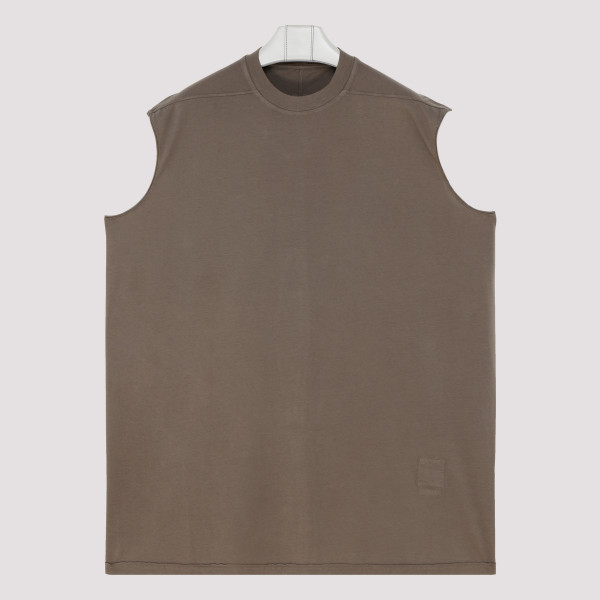 Larry Tarp oversized vest top
