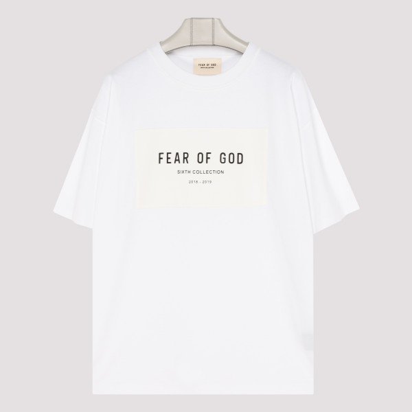 White Sixth Collection T-Shirt